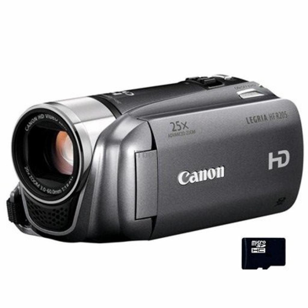 Цифровая видеокамера Legria HF R205 Canon (4906B021)