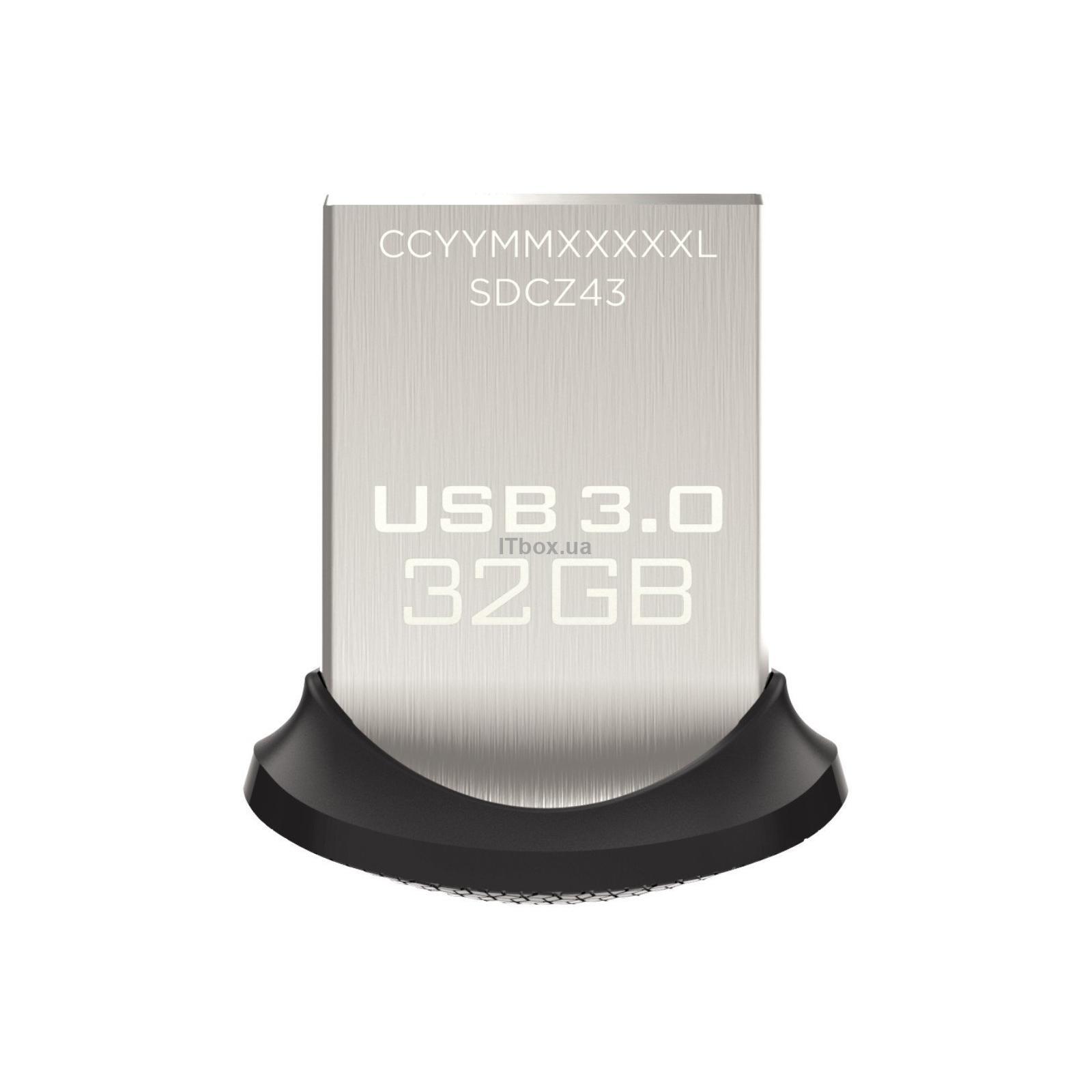 SANDISK 32GB Fit флеш USB Ultra   накопитель 3.0. Brain USB