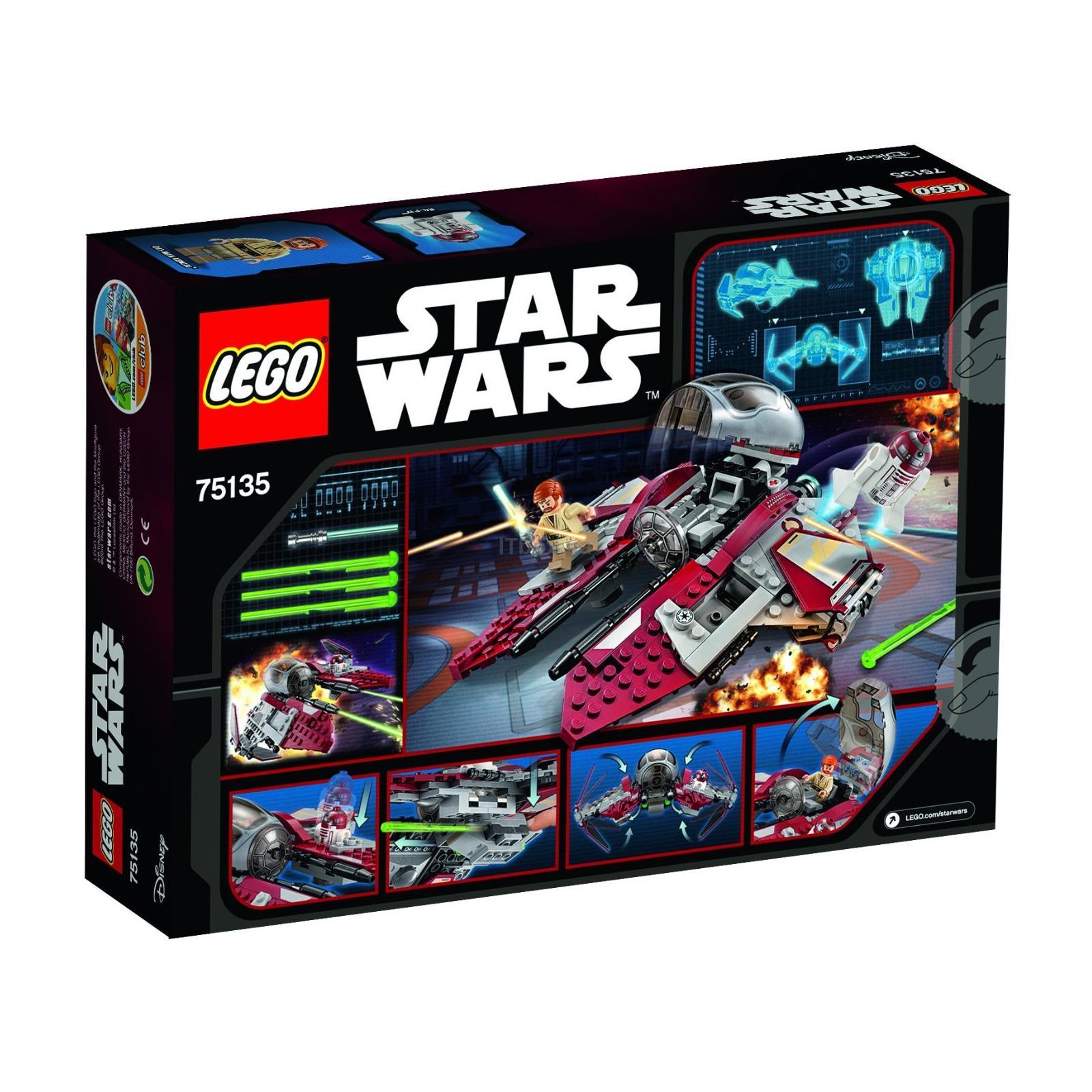 LEGO Star Wars Перехватчик джедаев Оби ...: www.itbox.ua/product/Konstruktor_LEGO_Star_Wars_Perehvatchik...