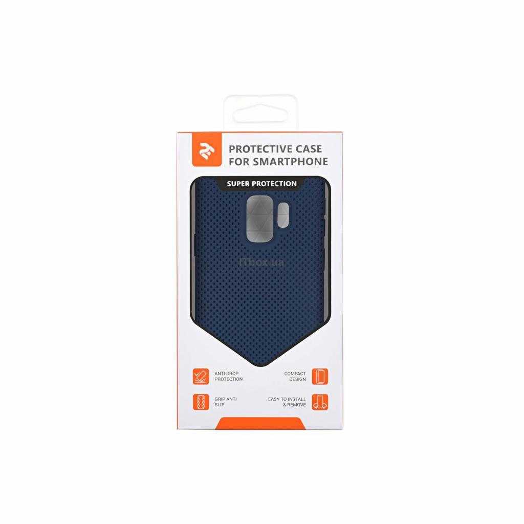 Чехол 2E for Samsung Galaxy S9 - Dots Nude (2E-G-S9-JXDT