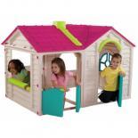 Игровой домик Keter Garden villa playhouse Lolita Violet Фото