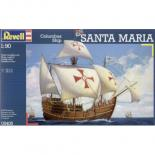 Сборная модель Revell Парусное судно Santa Maria 1:96 Фото