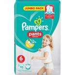 Подгузник Pampers трусики Pants Extra large Размер 6 (16+ кг), 44 шт Фото 1