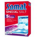 Средство для мытья посуды Somat Соль Тройного действия 1,5 кг Фото