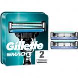 Сменные кассеты Gillette Mach 3 2 шт Фото