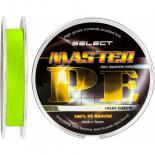 Шнур Select Master PE 150m салатовый 0.18мм 21кг Фото