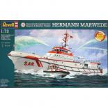 Сборная модель Revell Корабль Search & Rescue Vessel HERMANN MARWEDE 1:7 Фото