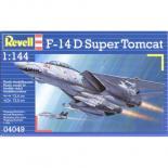 Сборная модель Revell Самолет F-14D Super Tomcat 1:144 Фото
