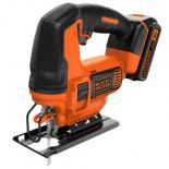 Электролобзик BLACK&DECKER BDCJS18 Фото 1