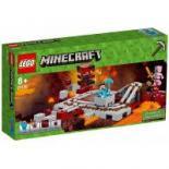 Конструктор LEGO Minecraft Подземная железная дорога Фото