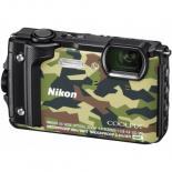 Цифровой фотоаппарат Nikon Coolpix W300 Camouflage Фото
