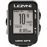 Велокомпьютер Lezyne MINI GPS серебристый 20 функций Фото