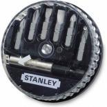 Набор бит Stanley биты Sl, Ph 7шт. + магнитный держатель Фото