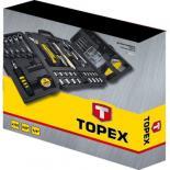 Набор инструментов Topex универсальный, 135 шт. * 1 уп. Фото 1