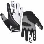 Перчатки для фитнеса XLC CG-L04 Mercury, черно-белые, L Фото