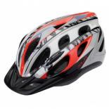 Шлем XLC BH-C18, красно-серый, S/M (51-56) Фото