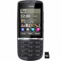 Мобильный телефон Nokia 300 (Asha) Graphite Фото