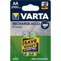 Акумулятор Varta AA Rechargeable Accu 2100mAh * 2 Фото