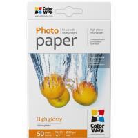 Бумага ColorWay 10x15 Фото