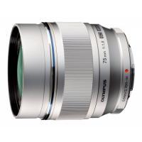 Объектив Olympus ET-M7518 75mm 1:1.8 Silver Фото