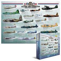 Пазл Eurographics Бомбардировщики 2-й Мировой войны Фото