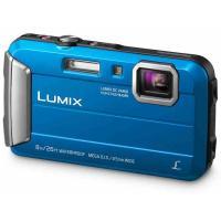 Цифровой фотоаппарат Panasonic DMC-FT30EE-A Blue Фото