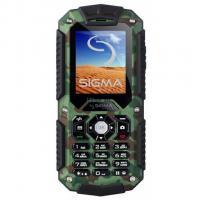 Мобильный телефон Sigma X-treme IT67 Dual Sim Khaki Фото