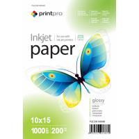 Бумага PrintPro 10x15 Фото