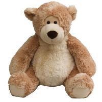 М'яка іграшка Aurora Медведь Люблю обниматься 57 см Фото