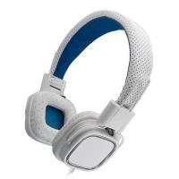 Навушники Gemix Clarks white-blue Фото