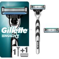 Бритва Gillette Mach 3 с 2 сменными кассетами Фото