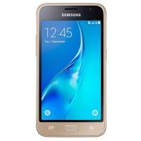 Мобильный телефон Samsung SM-J120H/DS (Galaxy J1 2016 Duos) Gold Фото