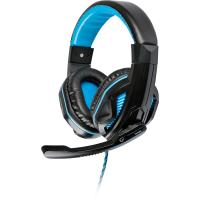 Наушники GEMIX W-360 black-blue Фото