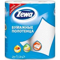 Паперові рушники Zewa 2-слойные 2 шт Фото