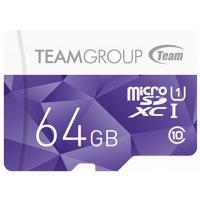 Карта пам'яті Team 64GB microSD Class10 UHS-I Фото