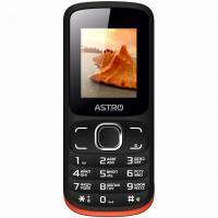 Мобильный телефон Astro A177 Black Red Фото