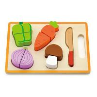 Ігровий набір Viga Toys Овощи Фото