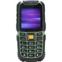 Мобильный телефон Nomi i242 X-Treme Black-Green Фото