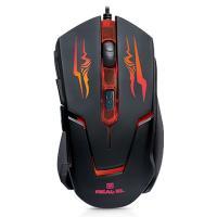 Мышка REAL-EL RM-520 Gaming, black Фото