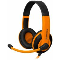 Навушники Defender Warhead G-120 Black-Orange Фото
