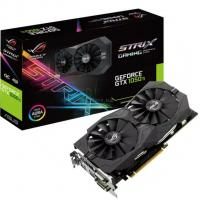 Видеокарта ASUS GeForce GTX1050 Ti 4096Mb ROG STRIX OC GAMING Фото