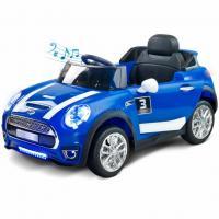 Электромобиль Caretero Maxi Blue Фото