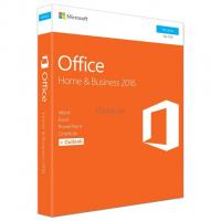 Офисное приложение Microsoft Office 2016 Home and Business English DVD P2 Фото