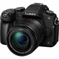 Цифровой фотоаппарат PANASONIC DMC-G80 Kit 12-60mm Фото