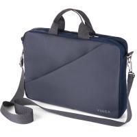 "Сумка для ноутбука Vinga 15.6"" NB180GR gray-blue Фото"