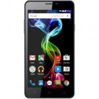 Мобильный телефон Archos 55b 8Gb Platinum Dark Blue Фото