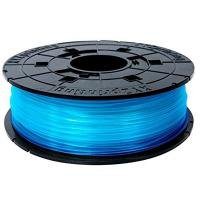 Пластик для 3D-принтера XYZprinting PLA(NFC) 1.75мм/0.6кг Filament, Clear Blue Фото