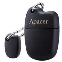 USB флеш накопичувач Apacer 16GB AH118 Black USB 2.0 Фото