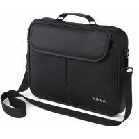 """Сумка для ноутбука Vinga 15.6"""" NB201BK black Фото"""