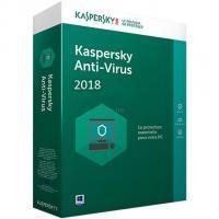 Антивирус Kaspersky Anti-Virus 2018 1 ПК 1 год Base Box (DVD-Box) Фото